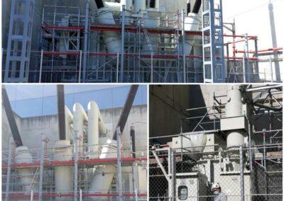 Maintenance transformateur Niveau 2 sur 3 Tfo HYUNDAI (390MVA, 200MVA et 29MVA) - Contrôles et vérifications des accessoires, protections et auxiliaires.